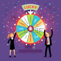42368612-vector-financial-wheel-of-fortune-business-concept-chance-and-risk-gamble-and-profit-tax-and-gain-bo