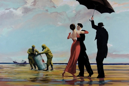 Dancing-Butler-On-Toxic-Beach-Crude-Oil-by-Banksy