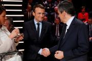 Candidates for the 2017 presidential election Francois Fillon REUTERS/Patrick Kovarik/Pool
